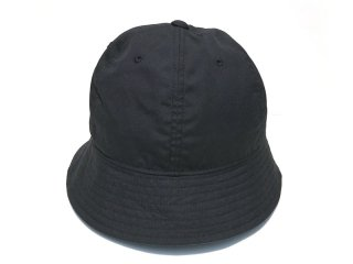 NO ROLL [ノーロール] DETOUR HAT/BLACK