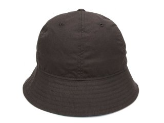 NO ROLL [ノーロール] DETOUR HAT/DARK BROWN