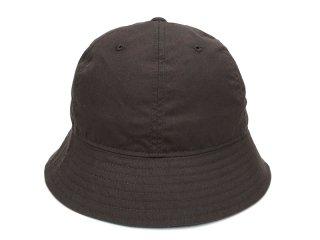 NO ROLL [ノーロール] DETOUR HAT/DARK BROWN