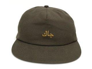 JHAKX [ジャークス] ARABIC JHAKX CAP