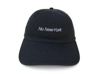 The Village Three [ヴィレッジ スリー] NO NEWYORK 6PANEL CAP