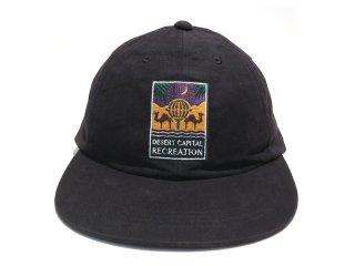 GOOFY CREATION [グーフィークリエーション] LOTTERY 6 PANEL CAP/BLACK