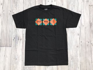 BEDLAM [べドラム] CA$H ONLY TEE/BLACK