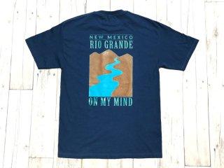 SUNDAYS BEST [サンデイズ ベスト] RIO GRANDE TEE/HARBOR BLUE