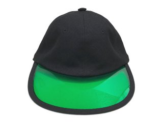 GOOFY CREATION [グーフィークリエーション] PHILIP SUMMER LEISURE HAT/BLACK×GREEN