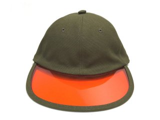 GOOFY CREATION [グーフィークリエーション] PHILIP SUMMER LEISURE HAT/OLIVE×ORANGE