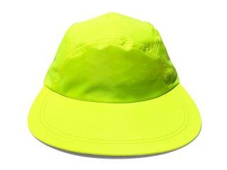 NO ROLL [ノーロール] HONK RAIN SHILD CAP/NEON YELLOW