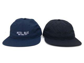 HOTEL BLUE [ホテルブルー] LOGO TASLAN CAP