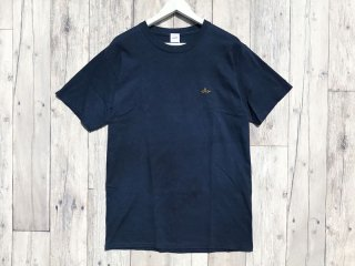 JHAKX [ジャークス] ARABIC DYE TEE/DEEP NAVY