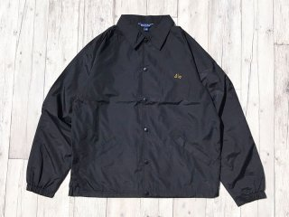 JHAKX [ジャークス] ARABIC LOGO COACHES JACKET/BLACK