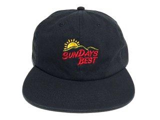 SUNDAYS BEST [サンデイズ ベスト] SUNTACO 6PANEL B.B.CAP