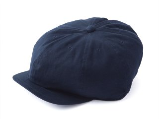 JUST RIGHT [ジャストライト] SPORTS NEWSBOY CAP/NAVY