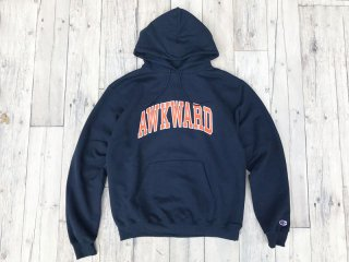 MANAGER'S SPECIAL [マネージャーズスペシャル] AWKWARD HOODIE/NAVY