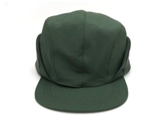 COMFORTABLE REASON [コンフォータブル リーズン] Goldmans Ear flap cap/OLIVE