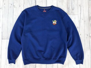 SUNDAYS BEST [サンデイズ ベスト] BEST AMIGOS CREW NECK SWEAT/ADMIRAL BLUE