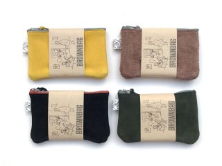 BROWNBAG [ブラウンバッグ] MINI POUCH