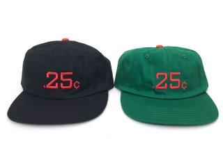 QUARTER SNACKS [クウォータースナックス] 25's CAP