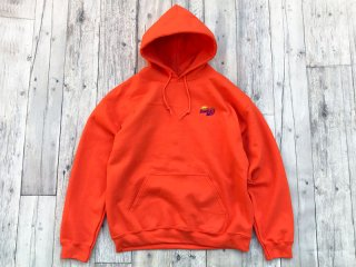 SUNDAYS BEST [サンデイズ ベスト] SUNTACO EMBROIDERY PULLOVER HOODY/ORANGE