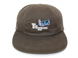 NO ROLL [ノーロール] THE TRAVELLERS EYE CAP/TAUPE