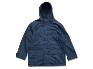 COMFORTABLE REASON [コンフォータブル リーズン] Mountain safari jacket/NAVY