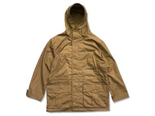 COMFORTABLE REASON [コンフォータブル リーズン] Mountain safari jacket/SAFARI BEIGE