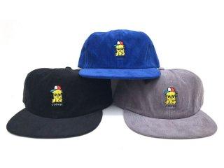 JHAKX [ジャークス] CORDUROY CAP
