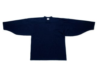 JUST RIGHT [ジャストライト] HOCKEY SHIRT/NAVY