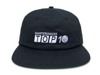 QUARTER SNACKS [クウォータースナックス] QS TOP 10 CAP