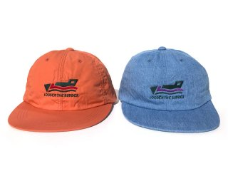COMFORTABLE REASON [コンフォータブル リーズン] LOOSEN THE RUDDER 6 Panel Cap