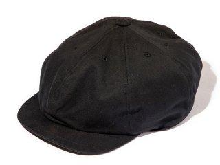JUST RIGHT [ジャストライト] CLASSIC SPORTS NEWSBOY CAP/BLACK