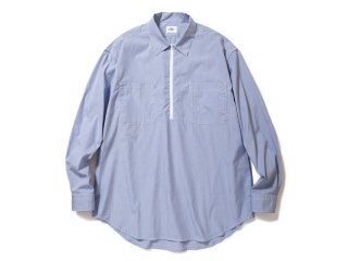 JUST RIGHT [ジャストライト] BDPRL SHIRT/BLUE