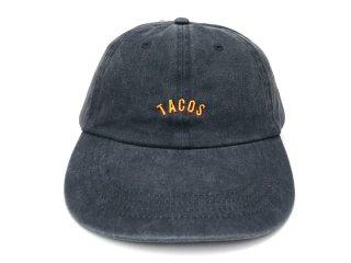 SUNDAYS BEST [サンデイズ ベスト] TACOS 6PANEL B.B.CAP/BLACK