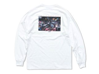 LIVE IN FAB EARTH [リブインファブアース] BOO L/S TEE
