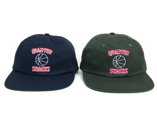 QUARTER SNACKS [クウォータースナックス] BALL IS LIFE CAP