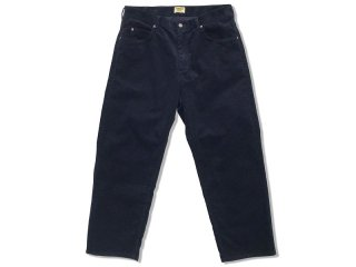 SUNDAYS BEST [サンデイズ ベスト] 5POCKET CORDUROY PANTS/NAVY
