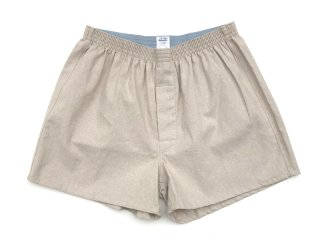 JHAKX [ジャークス] HEMP TRUNKS/NATURAL
