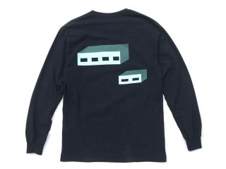 SUNDAYS BEST [サンデイズ ベスト] LIGHT A RAN POCKET L/S TEE
