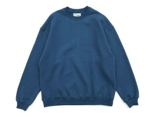 SUNDAYS BEST [サンデイズ ベスト] CREW NECK SWEAT/HARBOR BLUE