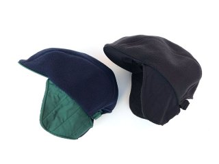 NOROLL [ノーロール] FLEECE HUNTING CAP