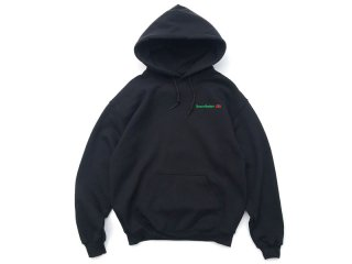 SUNDAYS BEST [サンデイズ ベスト] BEST OF AMIGOS EMBROIDERY PULLOVER HOODY/BLACK