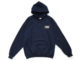 SUNDAYS BEST [サンデイズ ベスト] TACOS SUPERCAR PULLOVER HOODY/NAVY