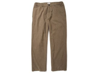 JUST RIGHT [ジャストライト] STANDARD TROUSERS/KHAKI
