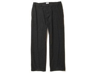 JUST RIGHT [ジャストライト] STANDARD TROUSERS/CHARCOAL GREY