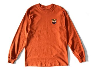 SUNDAYS BEST [サンデイズ ベスト] BEST AMIGOS EMBROIDERY L/S TEE