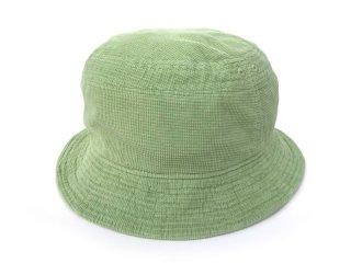NOROLL [ノーロール] O.Z HAT/CREAM GREEN