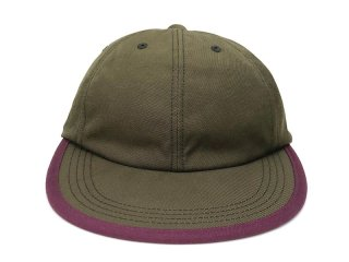COMFORTABLE REASON [コンフォータブル リーズン] REFLECTION LEISURE CAP/OLIVE