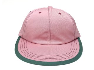 COMFORTABLE REASON [コンフォータブル リーズン] REFLECTION LEISURE CAP/PINK