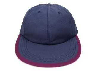 COMFORTABLE REASON [コンフォータブル リーズン] REFLECTION LEISURE CAP/NAVY