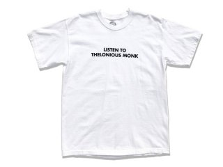 MANAGER'S SPECIAL [マネージャーズスペシャル] MONK TEE/WHITE