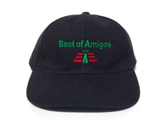 SUNDAYS BEST [サンデイズ ベスト] BEST OF AMIGOS 6PANEL CAP